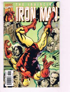 The Invincible Iron Man # 39 VF/NM Marvel Comic Books Avengers Thor Hawkeye SW14