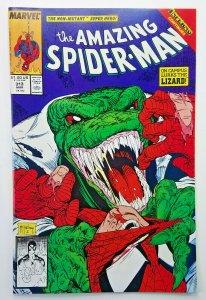 Amazing Spider-Man #313 ? High Grade, CGC Ready ? TODD McFARLANE ? Marvel '88