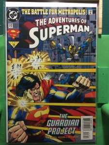 The Adventures of Superman #513
