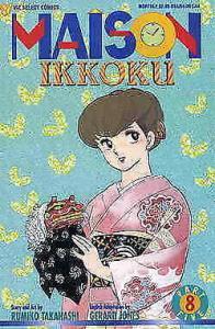 Maison Ikkoku Part 5 #8 VF/NM; Viz | save on shipping - details inside
