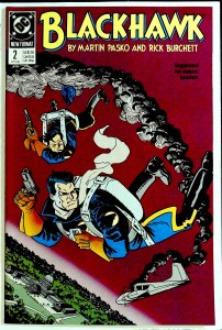 Blackhawk  #2 (1989)