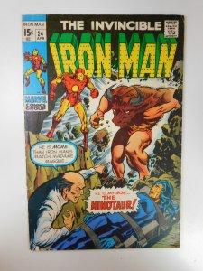 Iron Man #24 (1970)