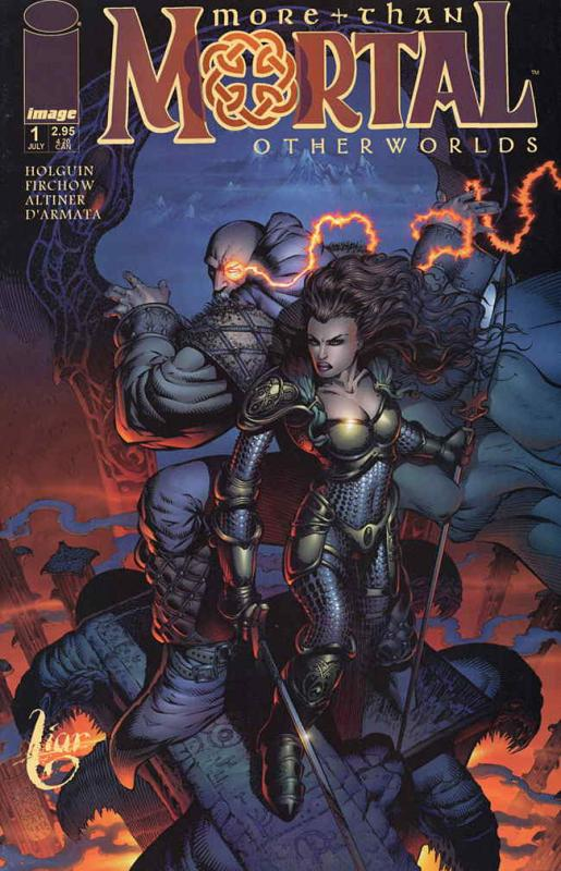 More Than Mortal: Otherworlds #1 VF/NM; Image | save on shipping - details insid