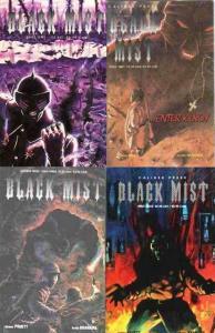 BLACK MIST (1994 CALIBER) 1-4 SLINGS & ARROWS likes it!
