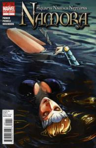 Namora (2nd Series) #1 VF; Marvel | save on shipping - details inside