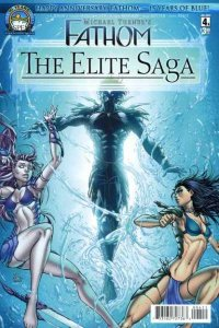 Fathom: The Elite Saga #4, NM + (Stock photo)