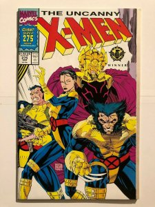 Uncanny X-Men 275