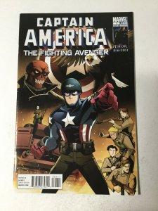 Captain America: Fighting Avenger Nm Near Mint Marvel