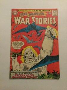 Star Spangled War Stories 111 Gd Good 2.0 Cover Detached Dc