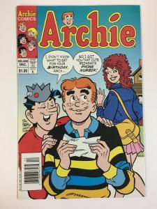 ARCHIE  (1942-     )430 VF-NM  Dec 1994 COMICS BOOK