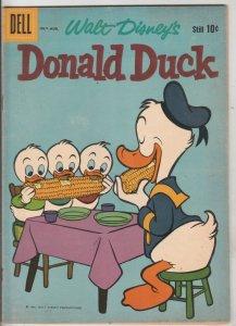Donald Duck #72 (Jul-60) VF/NM High-Grade Donald Duck