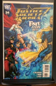 Justice Society of America #34 (2010)