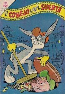 Conejo de la Suerte #238 VG; Novaro | low grade comic - save on shipping - detai