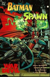Batman Spawn: War Devil - NM - DC/Image