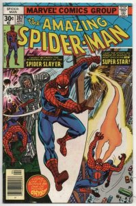 SPIDER-MAN #167, FN/VF, Ross Andru, Len Wein, Amazing, 1963 1st Will-o'-The-Wisp