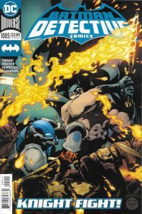 Detective Comics (2016 series) #1005, NM + (Stock photo)