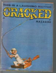 Cracked #32 1963-Major Mags-John Severin-Pete Wyma-Bill Ward-VG/FN