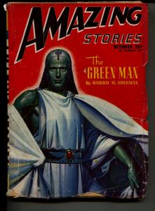 Amazing Stories-Pulp-10/1946-George Tashman-Harold M. Sherman