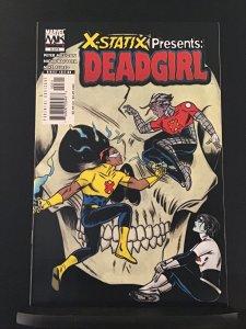 X-Statix Presents: Dead Girl #3 (2006)