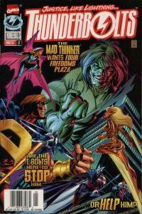 Thunderbolts (1997 series) #2, NM (Stock photo)