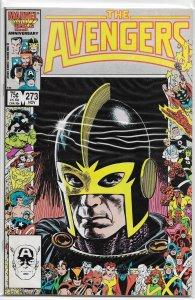 Avengers   vol. 1   #273 VG