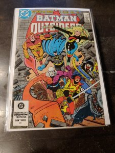 Batman and the Outsiders #7 (1984)