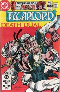 DC WARLORD (1976 Series) #60 VF