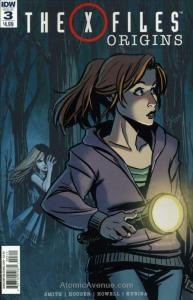 X-Files, The: Origins #3 VF/NM; IDW   save on shipping - details inside