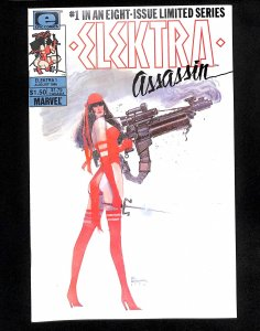 Elektra Assassin #1
