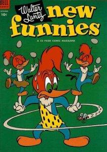 New Funnies #199, Good- (Stock photo)