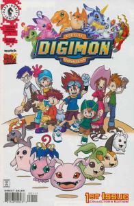 Digimon Digital Monsters #1 VF/NM; Dark Horse | save on shipping - details insid