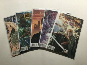 Sir Apropos Of Nothing 1-5 1 2 3 4 5 Lot Run Set Near Mint Nm IDw