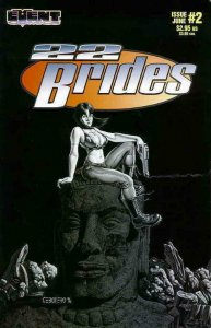 22 BRIDES #2, VF/NM, PainKiller Jane, Jimmy Palmiotti, 1996, more items in store
