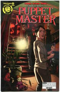PUPPER MASTER #2, VF, Movie, Dolls, Charles Band, 2015, more Horror in store