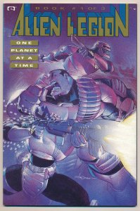 Alien Legion One Planet at a Time (1993) #1 NM