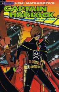 Captain Harlock #4 VF; Eternity | save on shipping - details inside