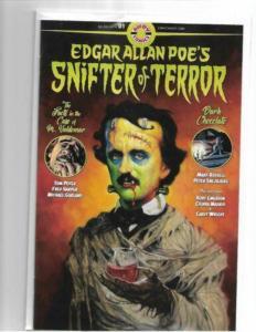 Edgar Allan Poe's SNIFTER OF TERROR #1 - NM/NM+ Ahoy Comics 1st Print HORROR