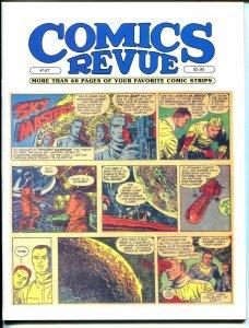 Comics Revue #147 1998-Kirby & Wood-Sky Masters-Phantom-Modesty Blaise-Tarzan-VF