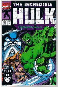 Incredible HULK #381, NM, Dale Keown, Peter David, more in store
