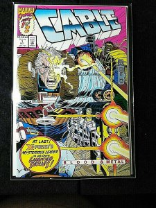 CABLE #1 and 2 VF/NM John Romita Jr Covers