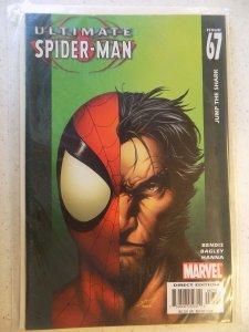 ULTIMATE SPIDER-MAN # 67
