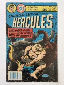 Charlton Classics 7   Hercules