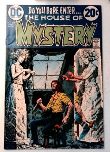 House of Mystery #215 DC 1973 FN- Bronze Age Comic Book 1st Print