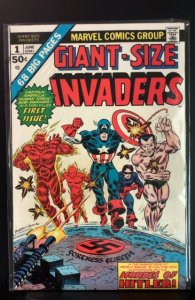 Giant-Size Invaders #1 (1975)
