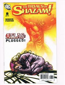 The Trial Of Shazam # 8 DC Comic Books Hi-Res Scans Great Issue Modern Age!! S17