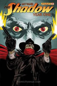 Shadow, The: Year One #1I VF/NM; Dynamite | save on shipping - details inside