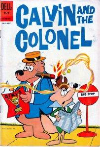 Calvin and The Colonel # 2