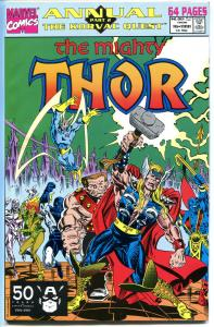 THOR #16 Annual, VF/NM, God of Thunder, Guardians of the Galaxy, more in store