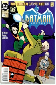 Batman Adventures #14  Robin 1993 High Grade Unread NM Near Mint DC COMIC