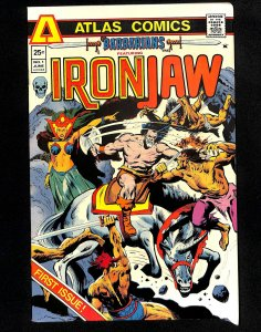 Barbarians #1 (1975)